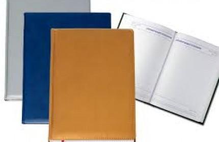 Виготовлення щоденників з логотипом компанії