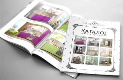 Друк каталогів та інформаційних брошур